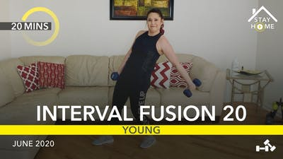INTERVAL FUSION 20 by Jazzercise On Demand