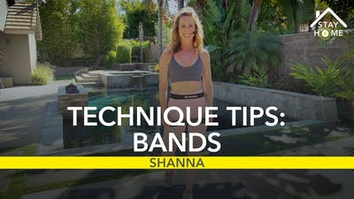TECHNIQUE TIPS: BANDS by Jazzercise On Demand