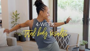 Crush your fitness goals in just 4 weeks! by Jazzercise On Demand