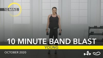 10 MINUTE BAND BLAST by Jazzercise On Demand