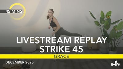 REPLAY STRIKE 45 by Jazzercise On Demand