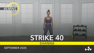 STRIKE 40 by Jazzercise On Demand