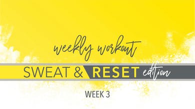 JANUARY WEEK 3 by Jazzercise On Demand