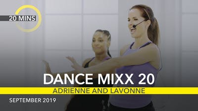 DANCE MIXX 20 by Jazzercise On Demand