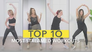 TOP 10 by Jazzercise On Demand