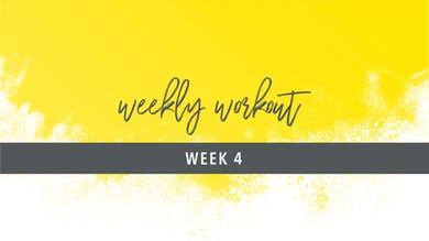 SEPTEMBER WEEK 4 by Jazzercise On Demand