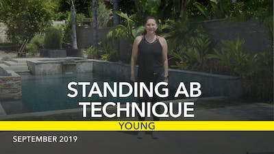 STANDING AB TECHNIQUE by Jazzercise On Demand