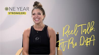 REEL TALK: FITPRO Q&A by Jazzercise On Demand