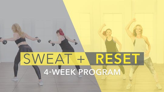 SWEAT & RESET by Jazzercise On Demand