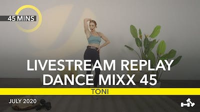 REPLAY DANCE MIXX 45 by Jazzercise On Demand