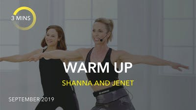 WARM UP by Jazzercise On Demand