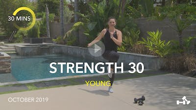STRENGTH 30 by Jazzercise On Demand