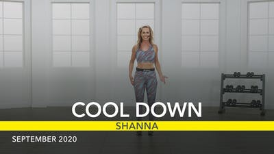 COOL DOWN by Jazzercise On Demand