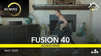 FUSION 40 by Jazzercise On Demand