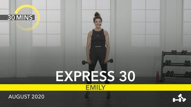 EXPRESS 30 by Jazzercise On Demand