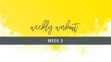 SEPTEMBER WEEK 3 by Jazzercise On Demand