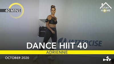 DANCE HIIT 40 by Jazzercise On Demand