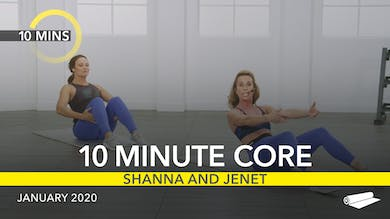 10 MINUTE CORE by Jazzercise On Demand