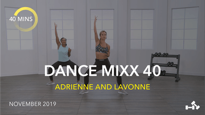 DANCE MIXX 40 by Jazzercise On Demand