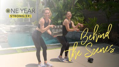 BEHIND THE SCENES WITH JOD by Jazzercise On Demand