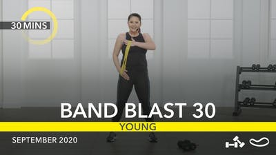 BAND BLAST 30 by Jazzercise On Demand