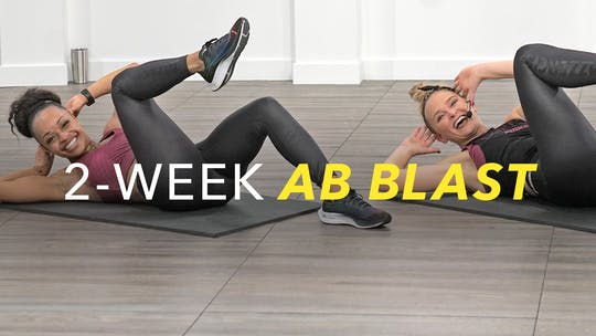 Transform + tone your core fast with these quick workouts! by Jazzercise On Demand