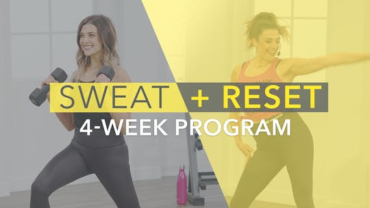 4 weeks to a stronger, happier you by Jazzercise On Demand