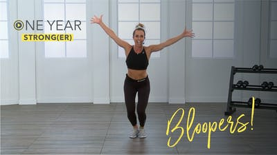 BLOOPER REEL by Jazzercise On Demand
