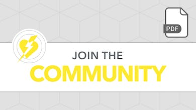 JOIN THE COMMUNITY by Jazzercise On Demand