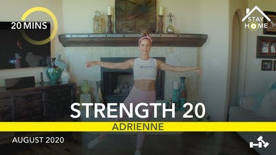 STRENGTH 20 by Jazzercise On Demand