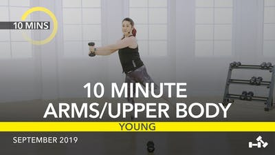 10 MINUTE ARMS/UPPER BODY by Jazzercise On Demand