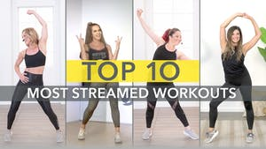 Proven favorites to leave you sweaty + ready for more by Jazzercise On Demand