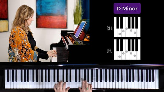 Get access to Minor 5-Finger Patterns by Musical Minds Online