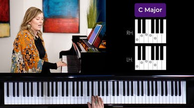 Major to Minor 12 Keys by Musical Minds Online