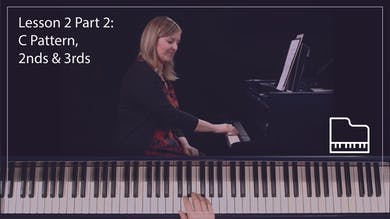 Lesson 2 Part 2: C Pattern, 2nds & 3rds by Musical Minds Online