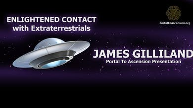Enlightened Contact with Extraterrestrials - Presentation by James Gilliland by Awoken TV
