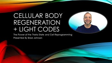 Cellular Body Regeneration (Presentation by Brad Johnson) by Awoken TV