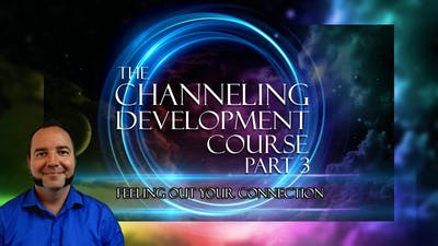 Instant Access to Module 2 - Feeling Out Your Connection | Channeling Development Course (Part 3) by Awoken TV, powered by Intelivideo