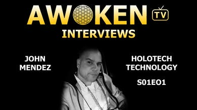 Awoken TV Interviews John Mendez - S01E01 by Awoken TV