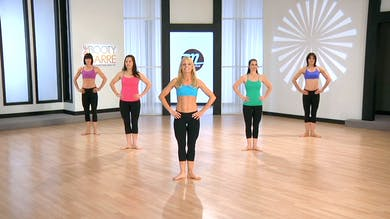 bootybarre Plus Abs & Arms | Fusion Warm-Up by Pilates Barre On Demand