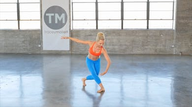 Dancers Center Flow | Leg Sculpt by Pilates Barre On Demand