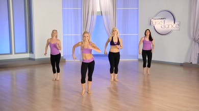 Fuse Dance Cardio Melt | Interval Fat Burn by Pilates Barre On Demand