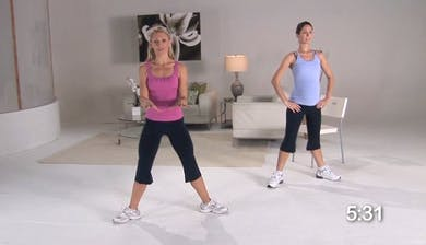 Fit For Pregnancy: 1st & 2nd Trimester - Workout C by Pilates Barre On Demand
