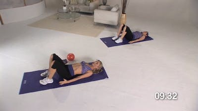 Lose The Belly Flab: Phase Two Abs Conditioning by Pilates Barre On Demand