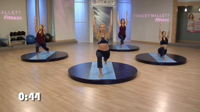 6 Minute Quick Blast Method | Mind Body Blast A by Pilates Barre On Demand