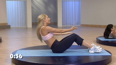 6 Minute Quick Blast Method | Abs Blast on the Mat by Pilates Barre On Demand