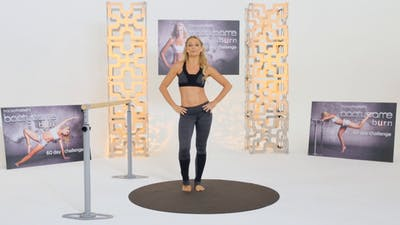 Ignite your barre body | Perfect for a light day by Pilates Barre On Demand