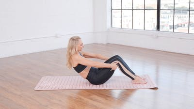 Pilates and Flexibility by Pilates Barre On Demand
