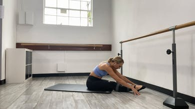 Mat Pilates with Upper Body | LIVE by Pilates Barre On Demand