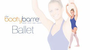 Ballet bootybarre by Pilates Barre On Demand